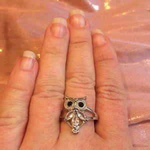 🦉 Super cute owl ring 🦉